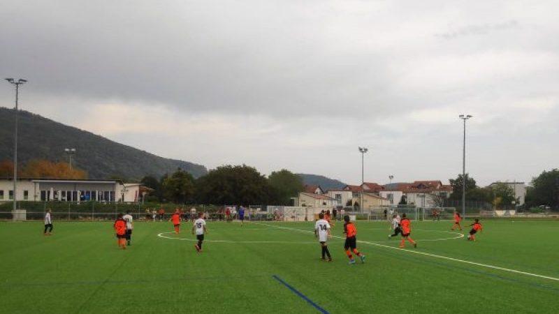 D1 siegt im ersten Punktspiel 9-1 gegen die SG Murgtal