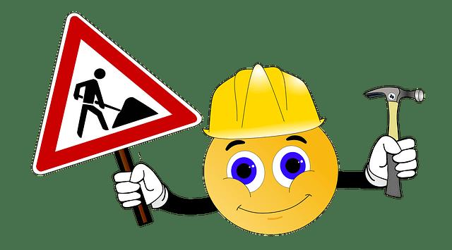 Baustelle in Herten – Anfahrt erschwert