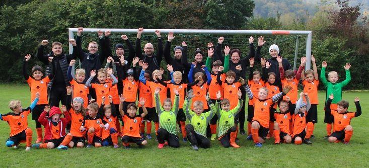 Fair-Play-Spieltag G und F Junioren 24.10.2021 in Nollingen