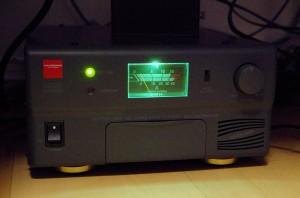 代替電源のGZV-4000