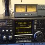 IC-780(2台目)修理完了