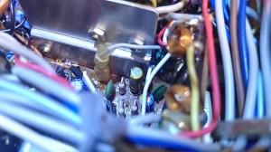 タンタル0.47μFをMUSE電解1μFに交換