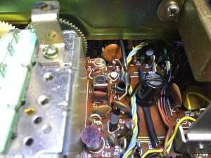 チューブラーから小型のアルミ電解に交換