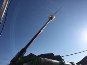 釣り竿ホイップ(約7m)