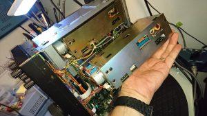 IC-736 ATU修理に着手