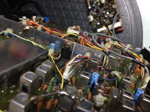 よく壊れるメイン基板の7808