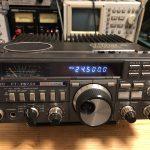 TS-950SDX 修理困難 / FT-757GX 修理着手【2018/09/21】
