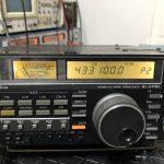 IC-375D ご出場 / FT-736 ご出場 / LA-4090 ご入場【2019/11/07】