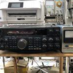 TS-950SD ご出場 / IC-775DX2 進捗 / FT-847M ご出場【2020/09/25】