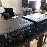 IC-375D ご出場 / FT-1000MP(その1)ご出場 / FT-1000MP(その2)検査終了 / TS-50S ご出場 / FT-1000 ご入場【2021/02/26】