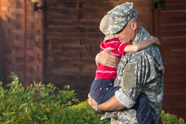 Creating and Modifying Parenting Plans When One Parent Is in The Military