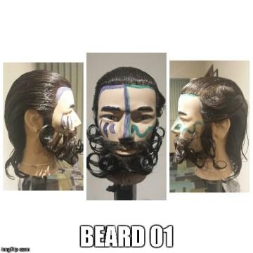 Beard 01