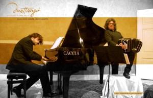 Duettango: Bandeneone & Piano Filippo Arlia and Cesare Chiacchiaretta