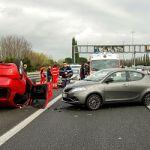 La imprudencia en la conducción de vehículos a motor