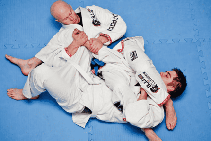 Submission Wrestling in High Wycombe