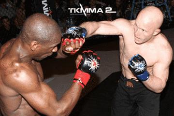 john gilbert mma beats kickboxer corey cain