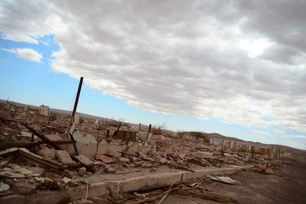 Oficina Vergara: Pueblo y Cementerio (5/6)