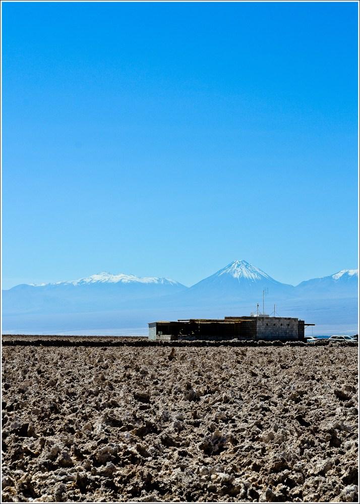 [Fotografía] Laguna Chaxa - Salar de Atacama (4/6)