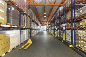 Bloomington warehouse space