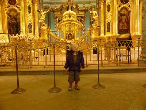Billeder fra påskens tur til Skt. Petersborg er nu online