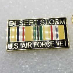 Desert Storm Veteran Pin