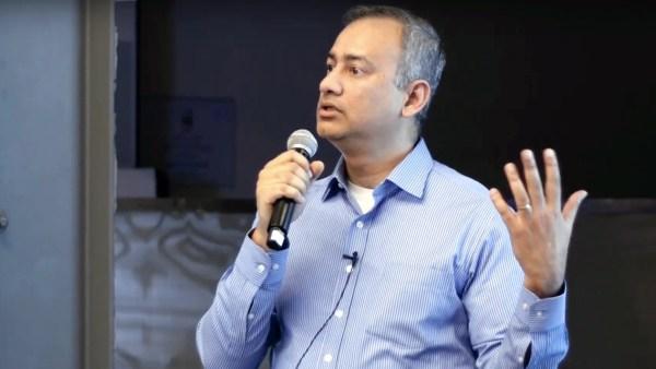 Ben Sharma, Zaloni's CEO