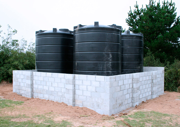 2-2 Water tanks - JG Plumbing Service, Gas Fitting, Auckland