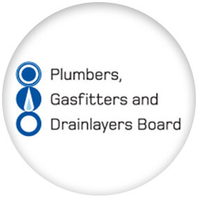 drainlayer-board-1 Guarantee - JG Plumbing Service, Gas Fitting, Auckland