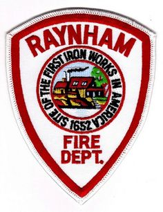 Raynham Fire Department Patch