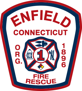 Enfield, Conn. Fire District 1