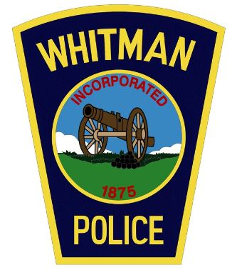 Whitman Police Department New Patch