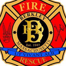 Berkley Fire Department Patch