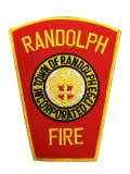Randolph Fire Patch