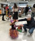 King Philip High School students hosted the community's young children for activities and treats at the ninth annual Spooktacular event on Saturday, Oct. 26. (Photo courtesy King Philip Regional School District)