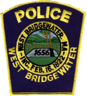 West Bridgewater Police Patch