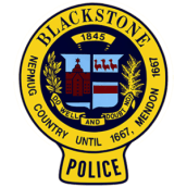 Retained by the Blackstone Police Department
