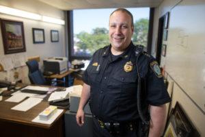 Gloucester Police Chief Leonard Campanello