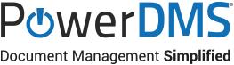 PowerDMS Logo-Tagline