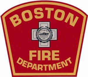 Boston Fire Department Logo