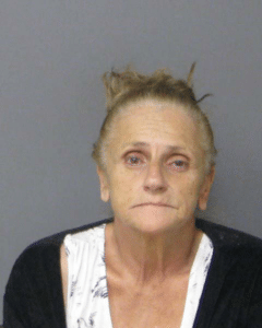 MARIE L. WILLIAMS, AGE 57, OF ORLANDO, FLORIDA was arrested Sept. 10 and returned to Massachusetts to face arraignment in Middlesex County Superior Court on Sept. 28 (Courtesy Photo)