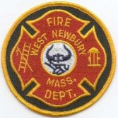 West Newbury Fire Department logo