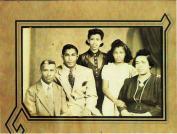Woodson Family Portrait