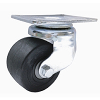 Low Profile Machine Castor Wheels ( 80 - 480kgs/pc )