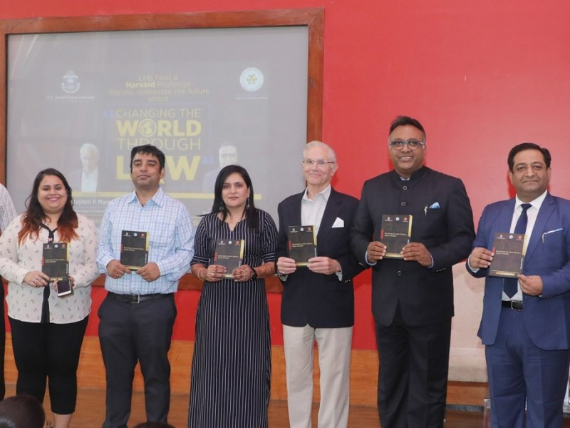 Jindal Global Law School Launches India's First and Only 3-year B.A. Honours Programme in Legal Studies