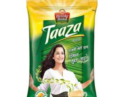 Brooke Bond Taaza Tea Pouch Brooke Bond Taaza Tea Pouch