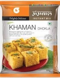 buy online Gangwal Khaman dhokla Mix Food Item in jhansi jhansikart.com Khaman dhokla instant Mix