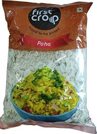 First Crop Poha Thick (500 g)
