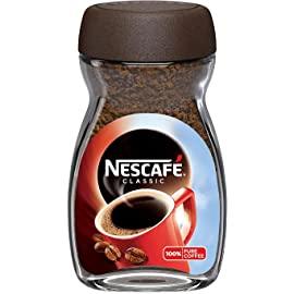 Nescafe Instant Coffee - Classic, 50g
