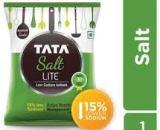 Tata Salt - Lite 1 kg
