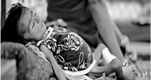 रघुबर सरकार का ' पोषण माह ' का असलियत